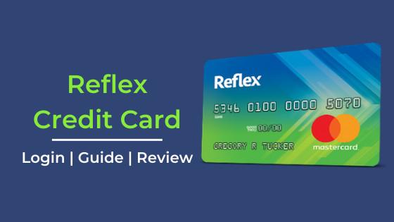 Reflex-Credit-Card-Login