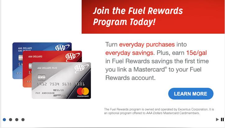 aaa credit card bank of america