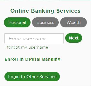 login chemical bank