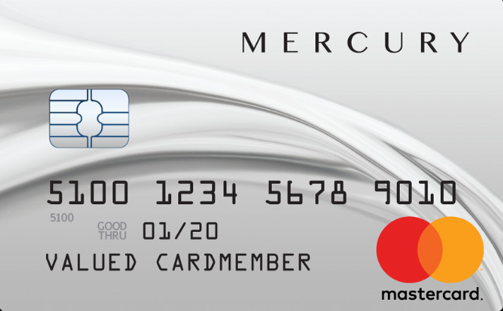 mercurycards login