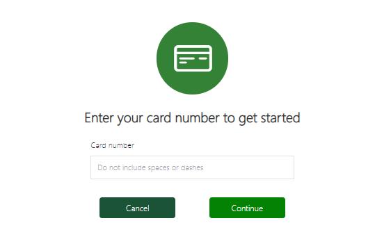 TD Cash Rewards Credit Card