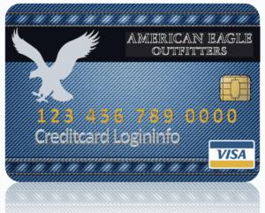American Eagle VISA Credit card