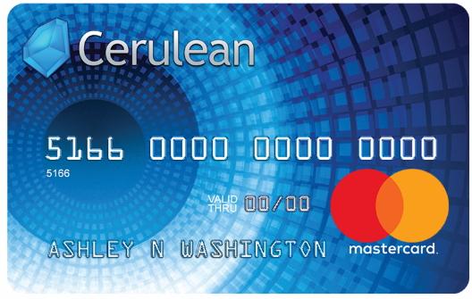 Cerulean Credit Card