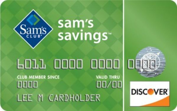 Sams Club Credit Card