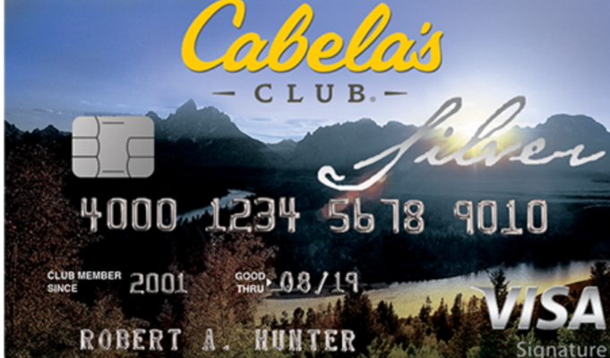 cabelas club