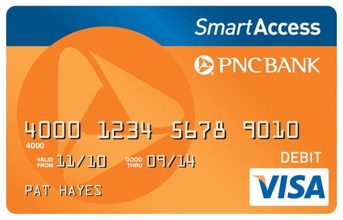 PNC Debit Card