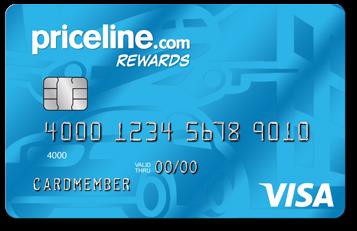 Barclays Priceline Rewards Visa Credit Card