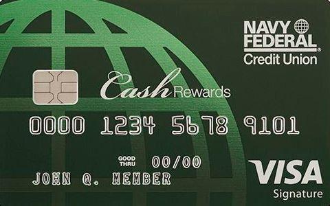 Navy Federal Debit Card