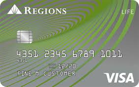 Regions Credit Card
