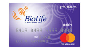 BioLife Citi Card