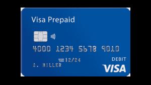 Prepaid Rewards Card